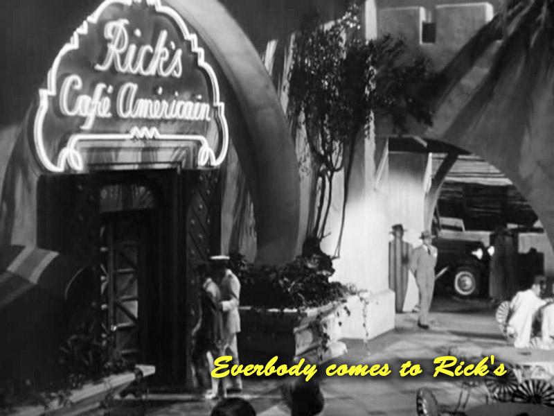 Defying Gravity Casablanca 8 Fanarts
