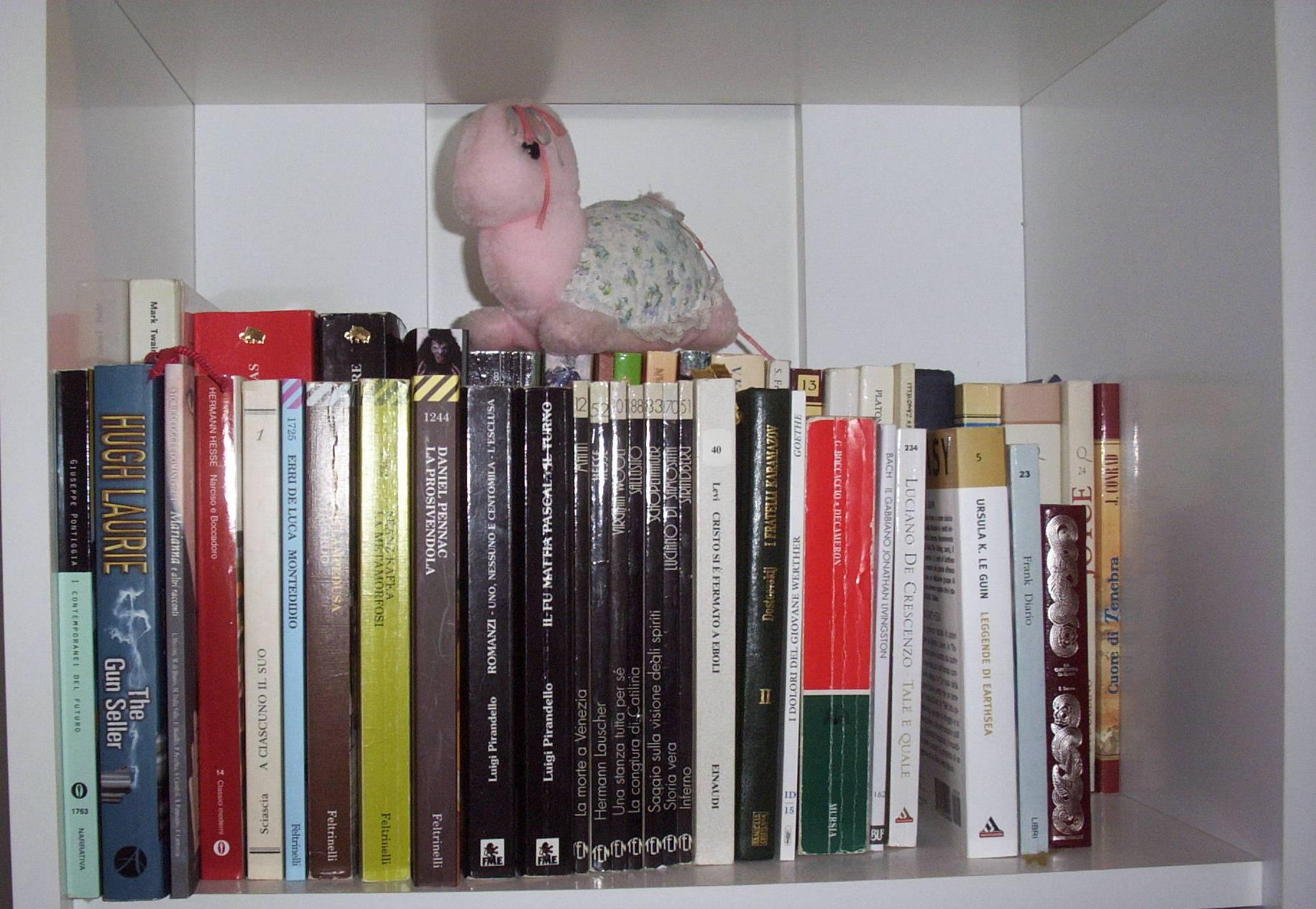 Libri da leggere il tempo di leggere for Libri da leggere