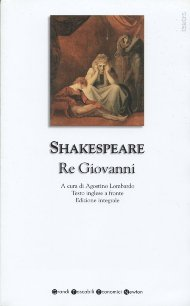 Re Giovanni / William Shakespeare