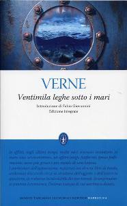Ventimila leghe sotto i mari / Jules Verne