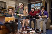 The Big Bang Theory, stagione 2