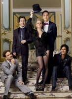 The Big Bang Theory, stagione 3
