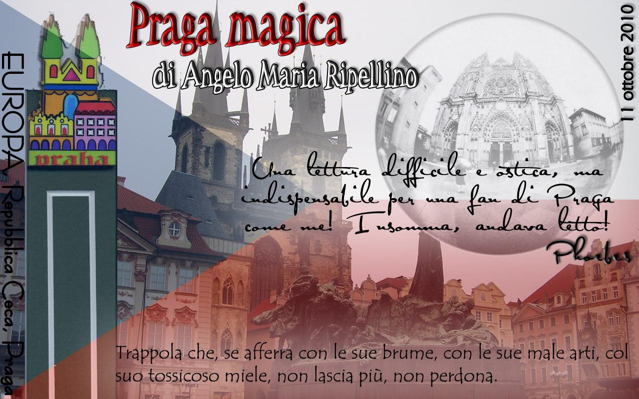 Il Tempo Di Leggere Praga Magica Il Tempo Di Leggere
