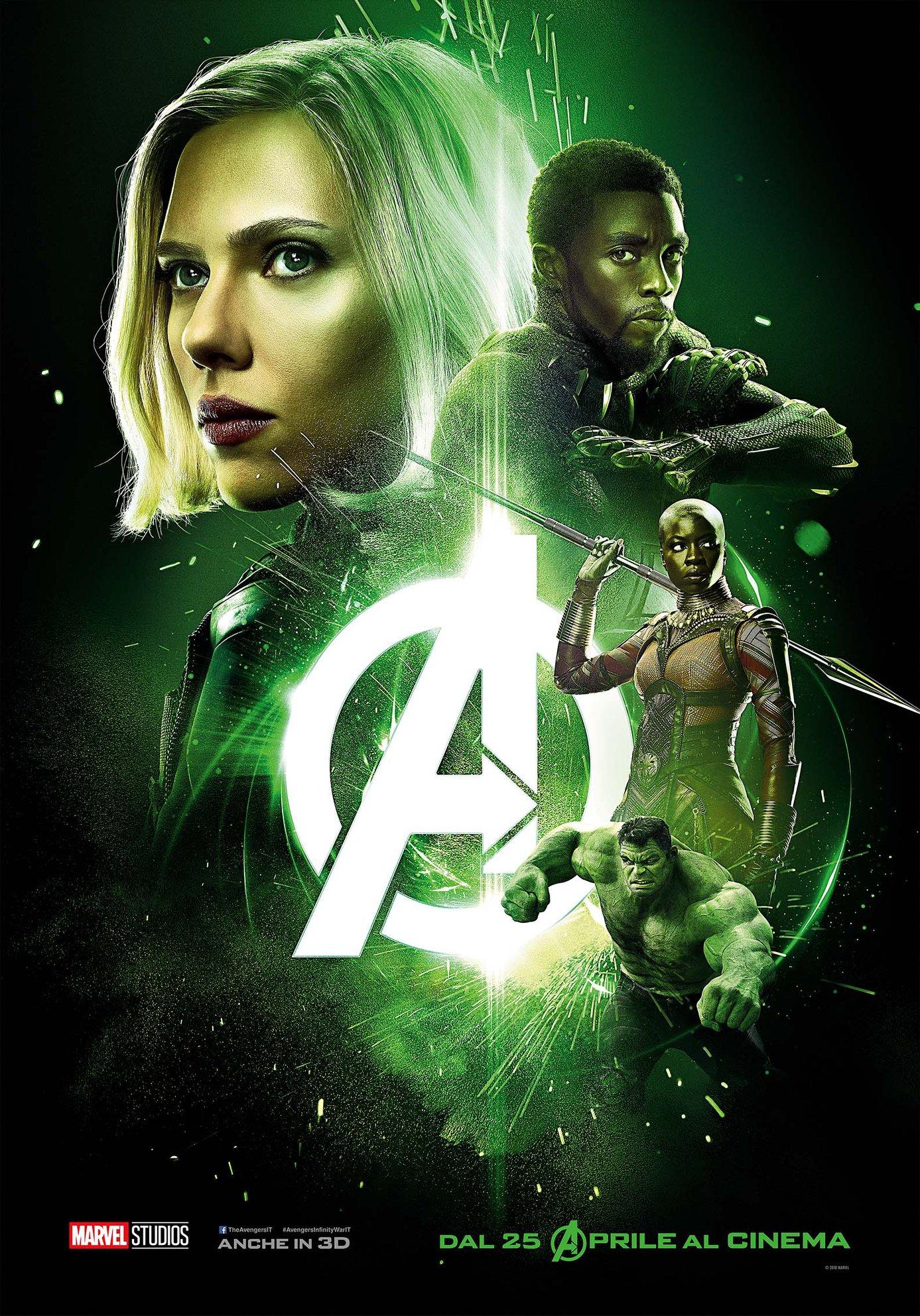Il Tempo Di Leggere Avengers Infinity War Il Tempo Di Leggere