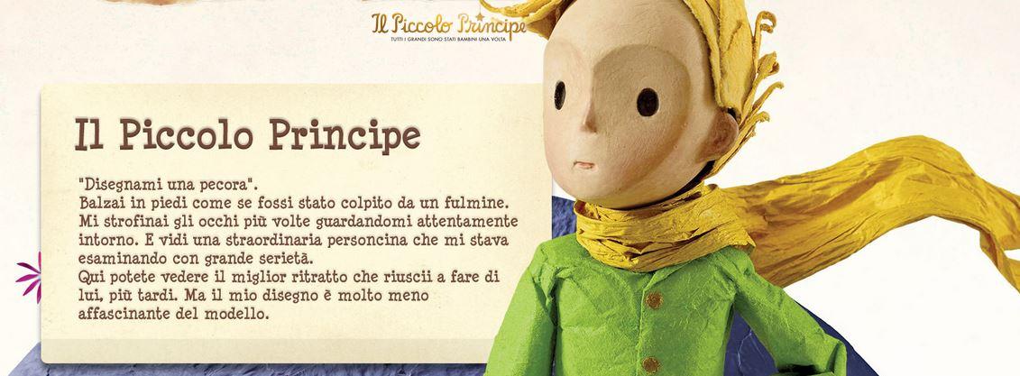 abbastanza Il Piccolo Principe - il film « il tempo di leggere HW56
