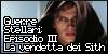 Guerre Stellari: Episodio III – La vendetta dei Sith
