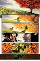 Loki e Leah nel passato