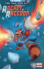 FCBD: Rocket Raccoon