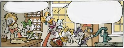 Simpatico facepalm collettivo della famiglia Pennet (pagina 23)