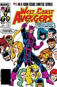 'Avengers Assemble!' (West Coast Avengers) #1
