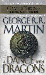 A Dance with Dragons / George R.R. Martin
