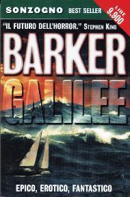 Galilee / Clive Barker