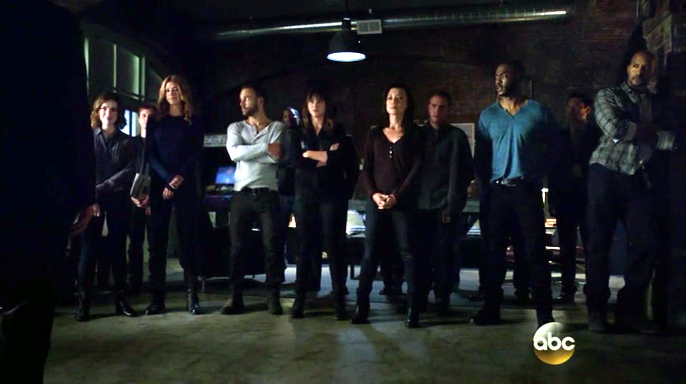 Marvels Agents Of SHIELD Season 2 Review