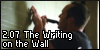 2.07 The Writing on the Wall