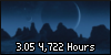 3.05 4,722 Hours