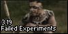 3.19 Failed Experiments