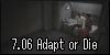 7.06 Adapt or Die