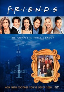 Friends, stagione 1